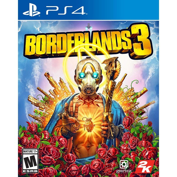 Borderlands 3 Digital (código) / Ps4